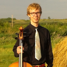 Joel MacDonald - Regina Conservatory of Performing Arts